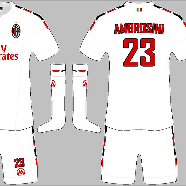 AC Milan - mARTin Kit