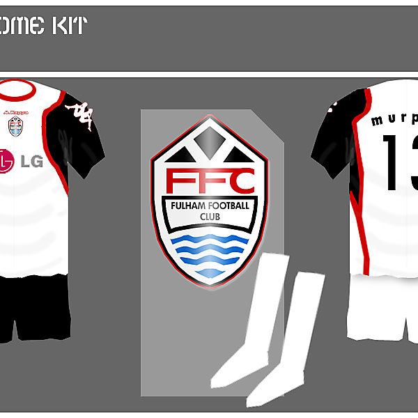 Fulham Home Kit
