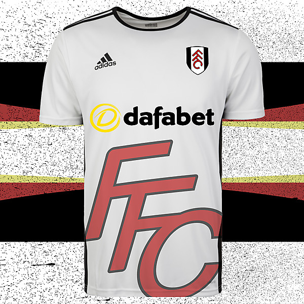 Fulham 2020/21 Home Concept