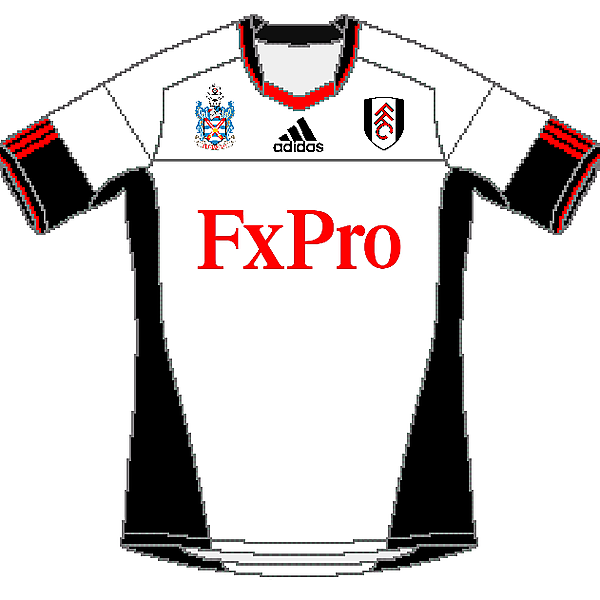 Fulham Adidas Home