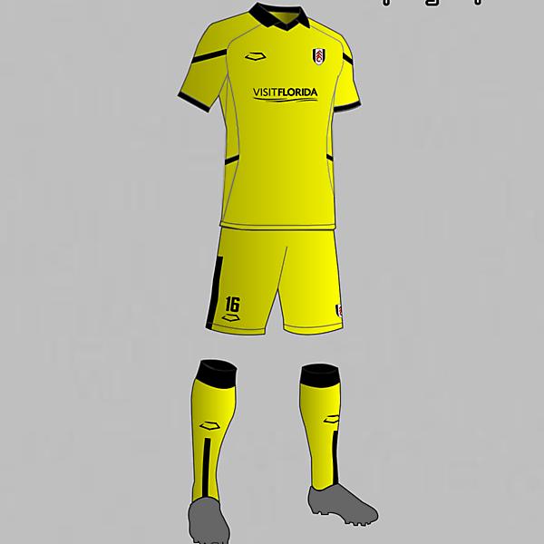 Fulham (England) Third Kit 2016