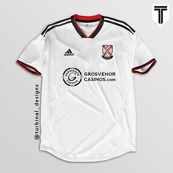 Fulham FC Home Concept Kit