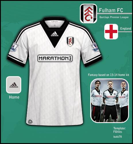 Fulham FC home