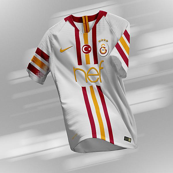 Galatasaray - Away Kit (1998-99 Retro)