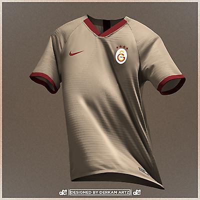 Galatasaray - Away Kit (2019/20)