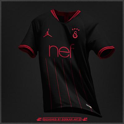 Galatasaray - Away Kit (Jordan)