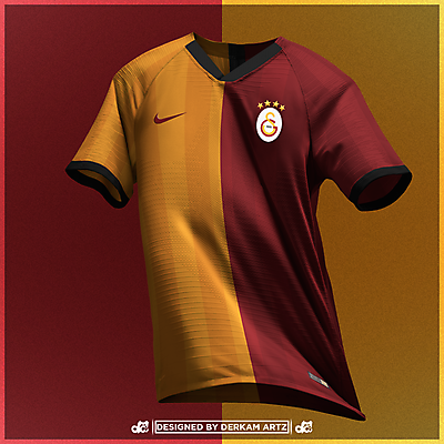Galatasaray - Home Kit (2019/20)