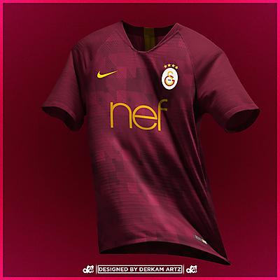 Galatasaray - Third Kit (2019/20)