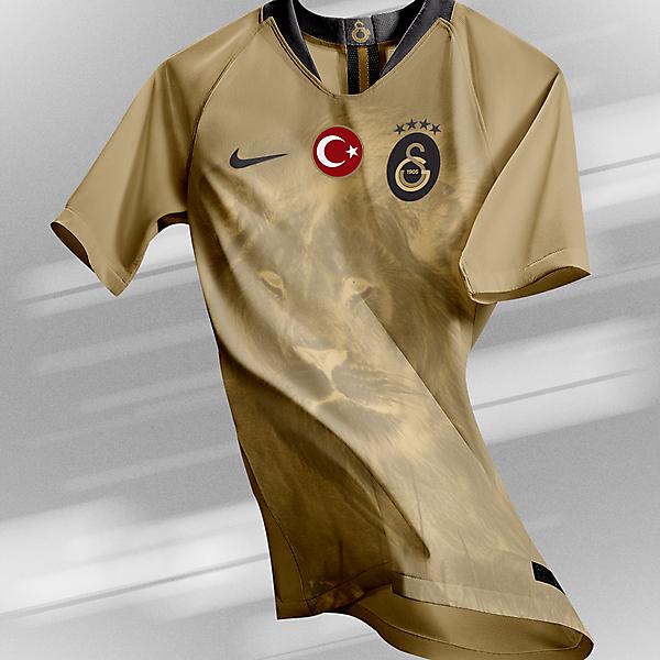 Galatasaray - Third Kit (Lion)