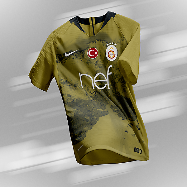 sale retailer 4e21f cb467 Galatasaray - Third Kit (Nike Elite)