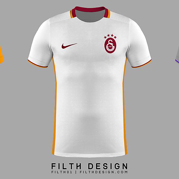 Galatasaray 16/17 Possible Set
