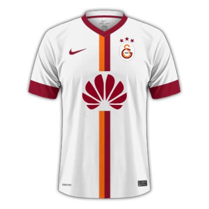 Galatasaray 2015/16 Away
