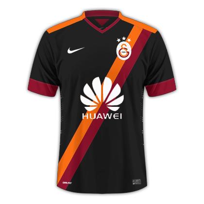 Galatasaray 2015/16 Third