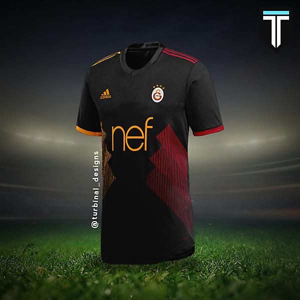 Galatasaray Adidas Third Kit Concept