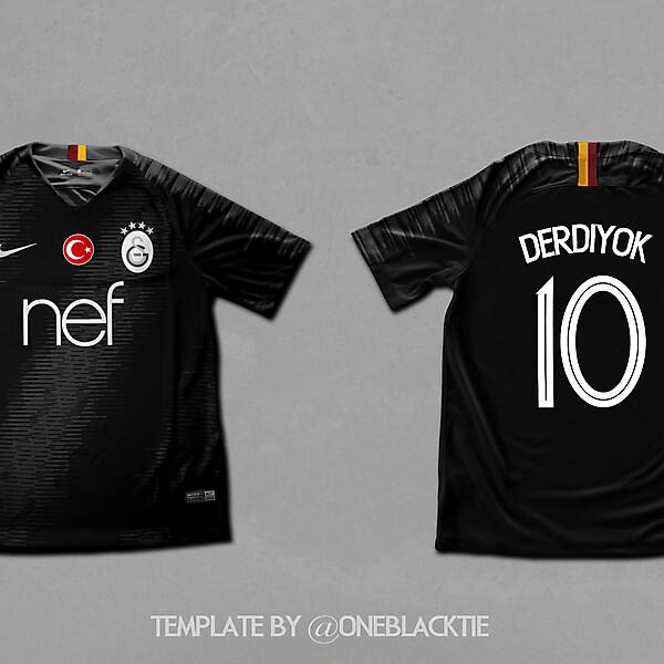 Galatasaray away concept
