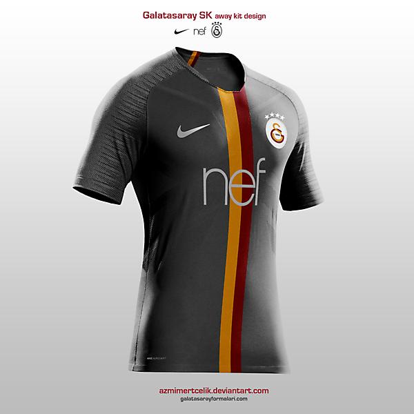 Galatasaray Away Retro Design