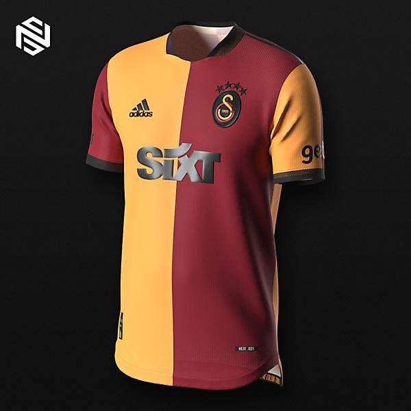 Galatasaray Concept Set - Home x Adidas