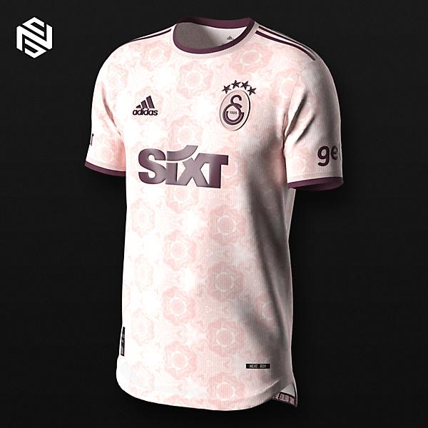 Galatasaray Concept Set - Third x Adidas