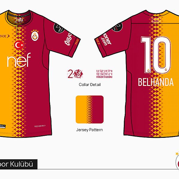 Galatasaray Home