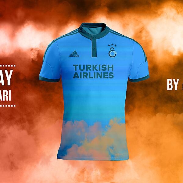 Galatasaray Kit Design