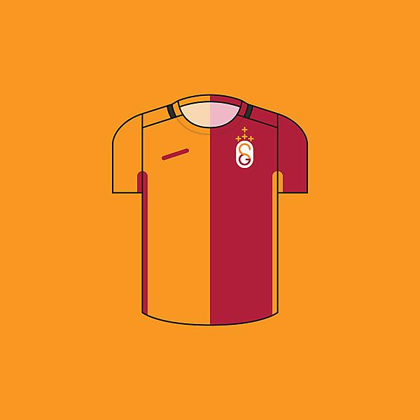 Galatasaray SK - Home / Minimalist