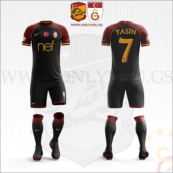 Galatasaray SK   Away Kit