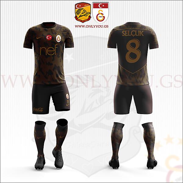 Galatasaray SK | Third Kit