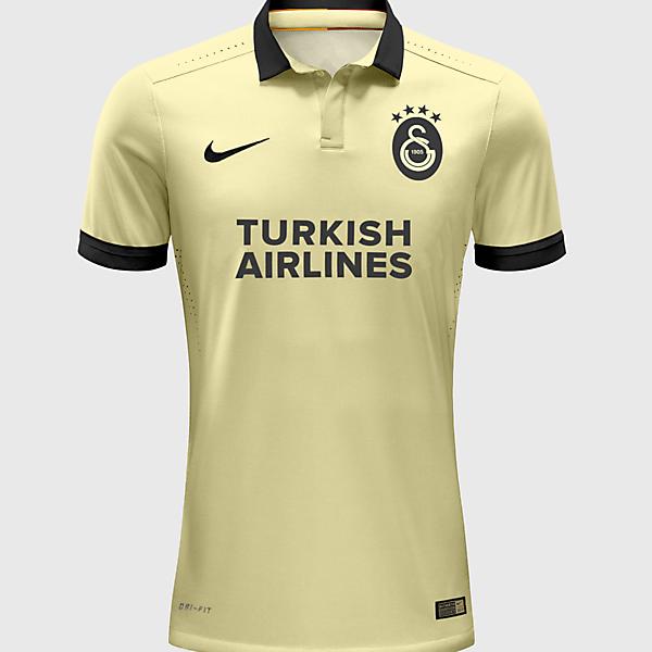 Galatasaray Third