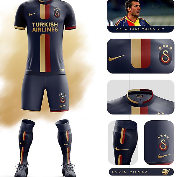 Galatasaray Third Kit Concept