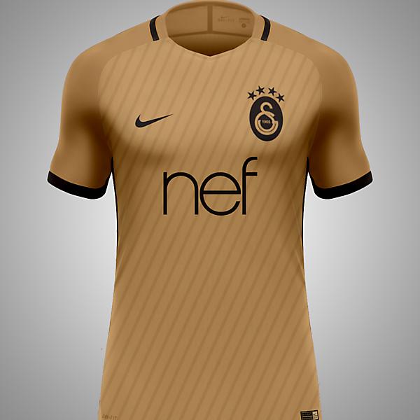 Galatasaray Third Kit Design