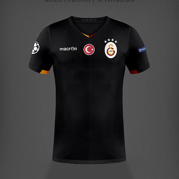 Galatasaray x Macron