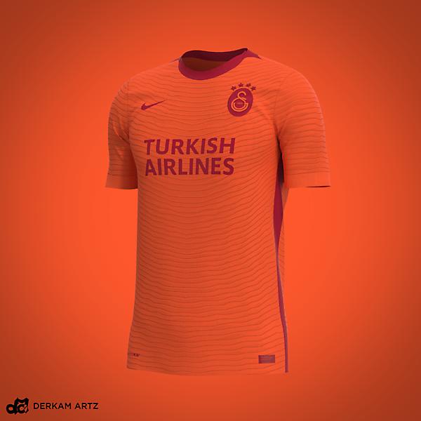 Galatasaray x Nike - Third Concept