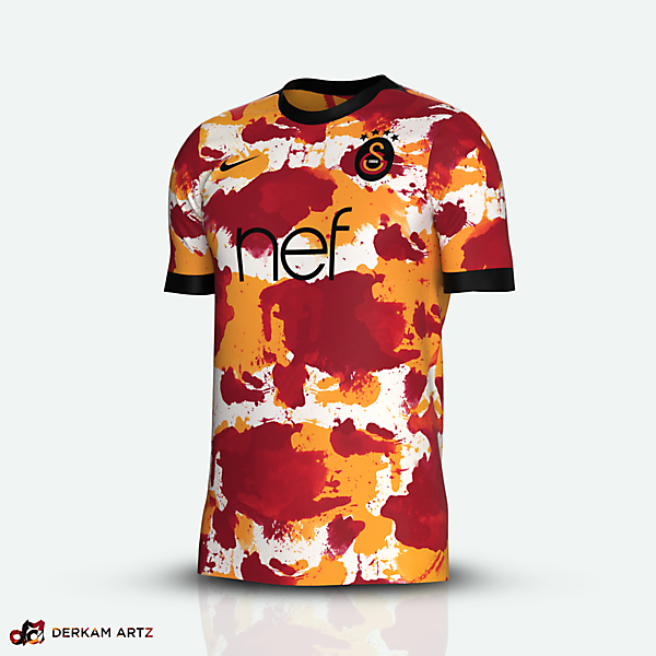 Galatasaray x Nike | Pre-Match Concept