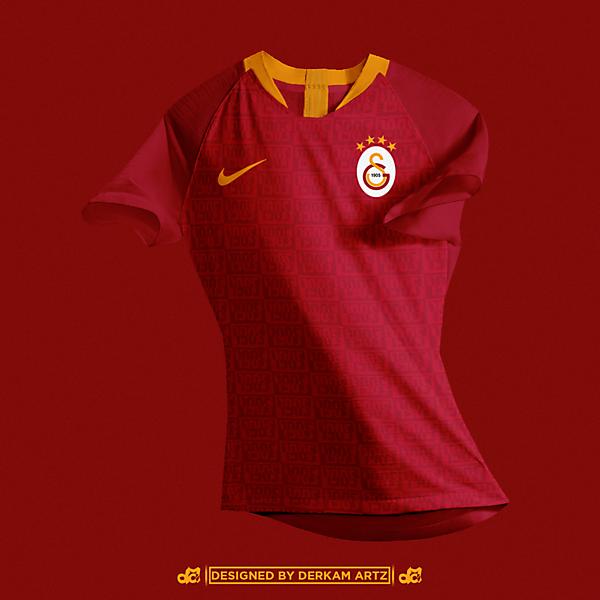 Galatasaray x Nike x Away
