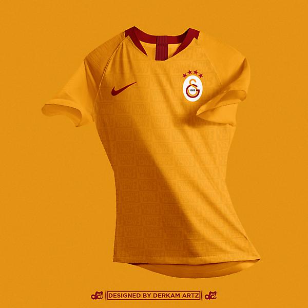 Galatasaray x Nike x Third