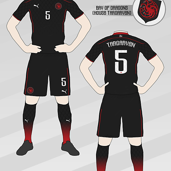 Game of Thrones - Bay of Dragons Home Kit