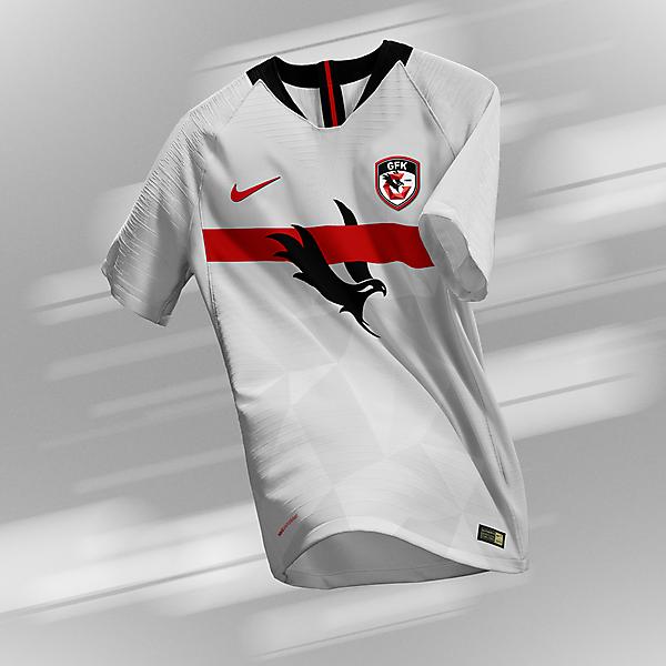 Gazişehir FK - Away Kit