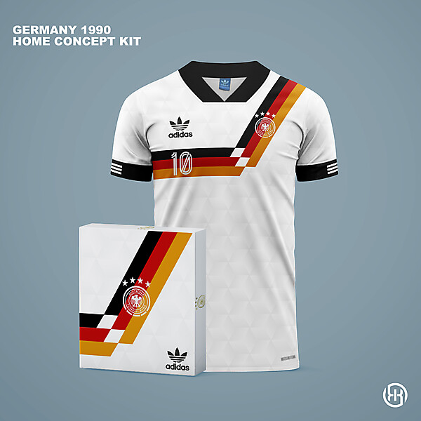 Germany | Home kit concept