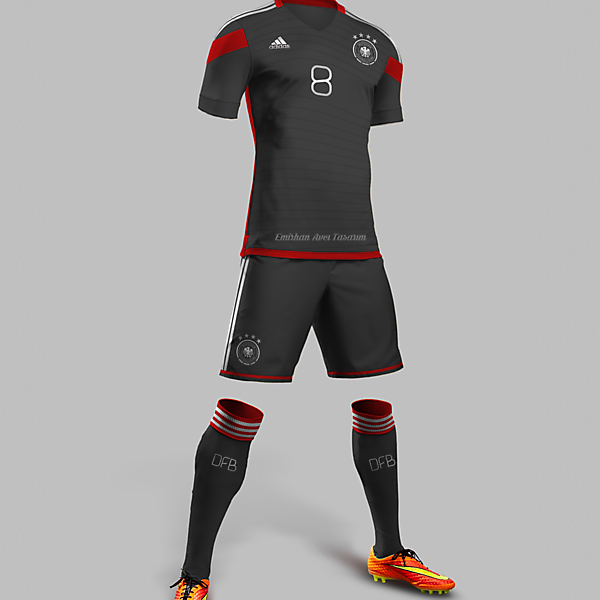 Germany Away
