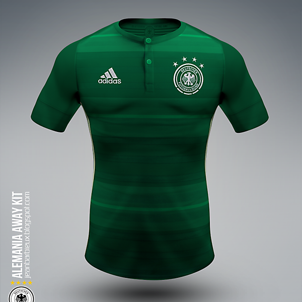 GERMANY AWAY KIT
