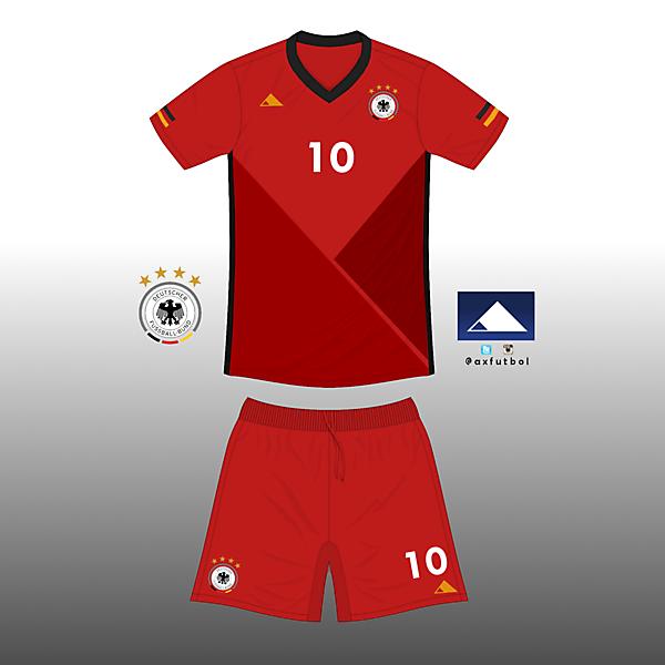 Germany Foobal kit design