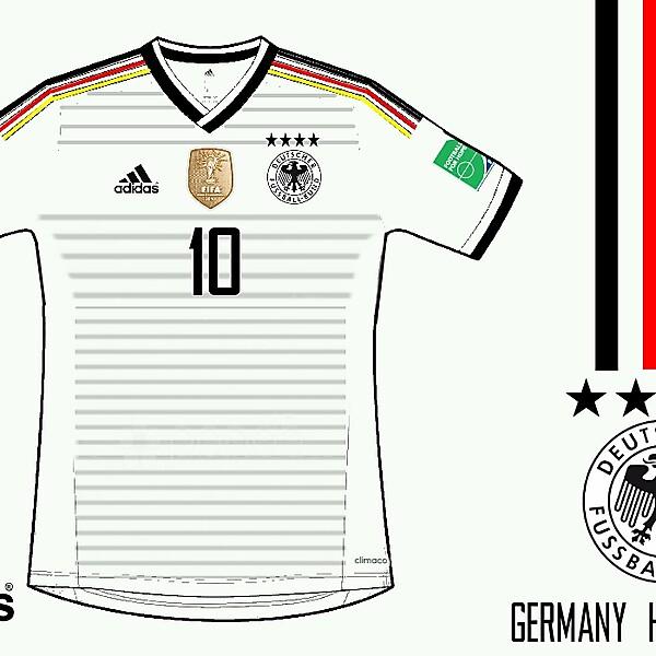 Germany Home Kit Idea/Concept