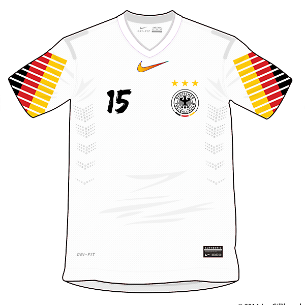 Germany Texture Concept