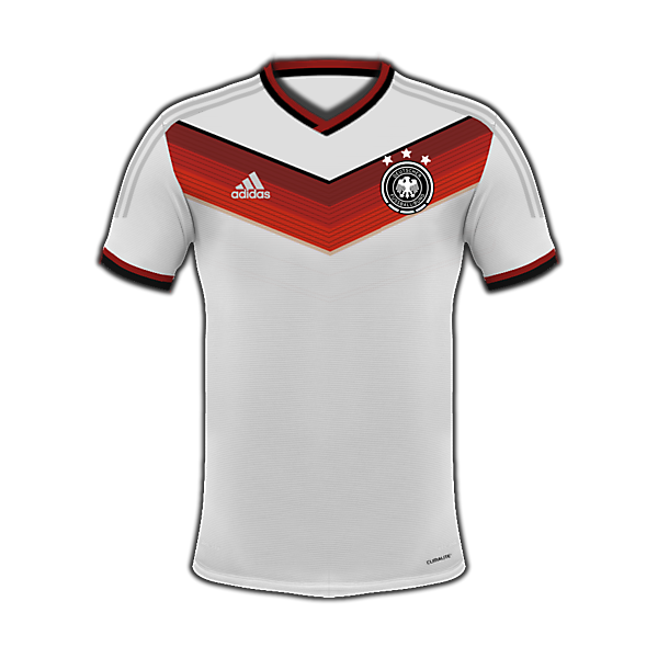 Germany World Cup 2014 Home