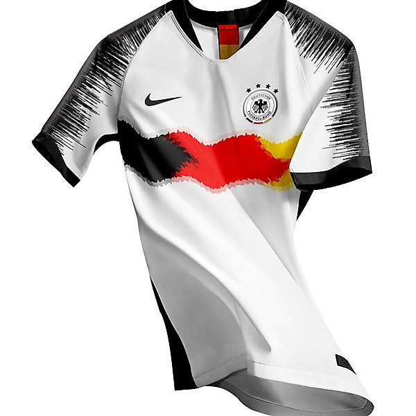 Germany X Nike home concept