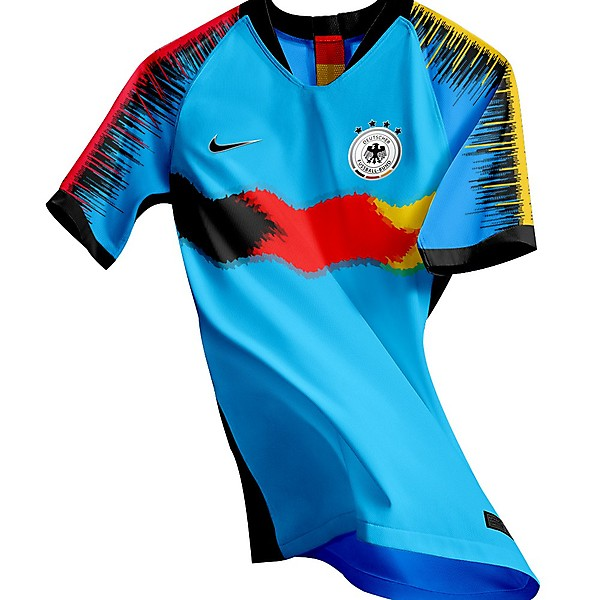 Germany X Nike third concept