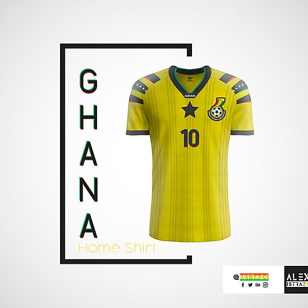 Ghana X Adidas