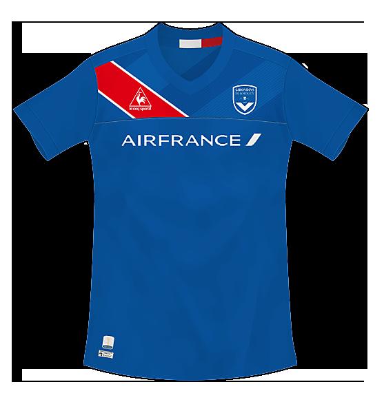 Girondins de Bordeaux || 4th kit