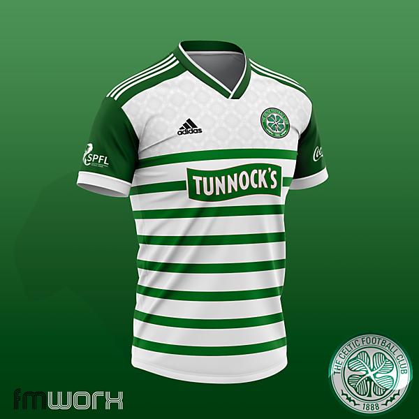 Glasgow Celtic Concept