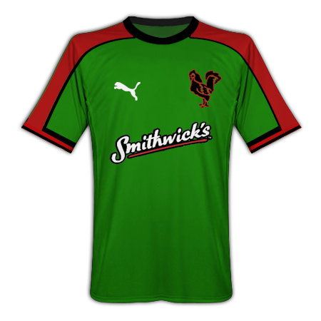 Glentoran Home and Away